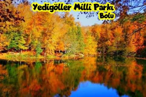 06-07 Kasım Yedigöller Sonbahar Rüya Kampı