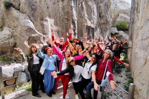 24 Ekim Pazar Hattuşa-Alacahöyük-Yazılıkkaya-Boğazkale